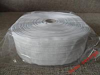 Тесьма широкая тканевая на 4 нити (Вафелька) 50метров