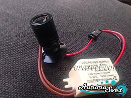 Светильник Aurorasvet-1W для освещения ювелирных витрин. LED освещение. Светодиодное освещение.