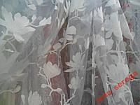 Тюль гардина органза al-105