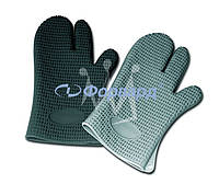 Перчатка силиконовая синяя Silikomart ACC072BC (285х168 мм)