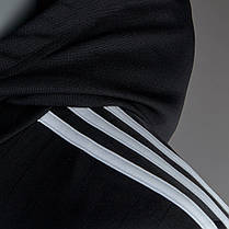 Толстовка ADIDAS Tiro 15 Hooded Top black S22429 (Оригинал), фото 2