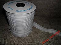 Тесьма тонкая тканевая на 2 нити 100 метров