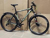 Велосипед спецзаказ НАЙНЕР на 21 раме для высоких