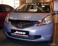Дефлекторы капота Sim для Honda Jazz 2008