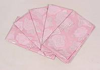 Наперник (розовый, 60*60)