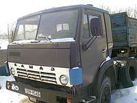 КАМАЗ 5410 тягач с полуприцепом