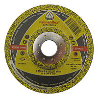✅ Круг зачистной Klingspor (Kronenflex®) A 24 Extra Ø 125 х 6.0 х 22.23 мм (GEK)