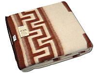 Жаккардовое шерстяное одеяло Vladi 04 (140х205)