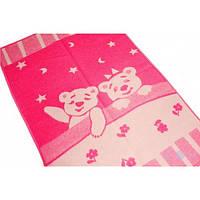 Жаккардовое детское одеяло Люкс 02 (100х140)