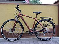 Велосипед CUBE Touring EXC 2016 28 колесо 50см