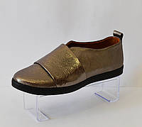 Туфли женские бронза Aquamarine 873