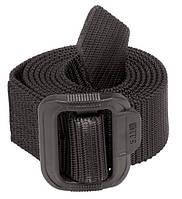 Ремень, пояс, тактический, 5.11 TDU Belt, черный