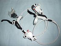 Гидравлические тормоза в сборе Shimano BR-M396-W