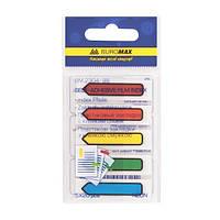 Стикер-закладки BUROMAX 5*20мм 2304-98