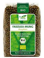 Bio Planet квасоля мунг (маш, золотиста) 400 г