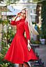 Классическое платье женское 206 kiri