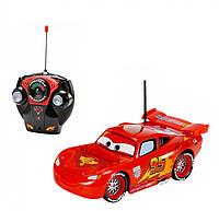 Машинка на радиоуправлении Cars Lightning McQueen