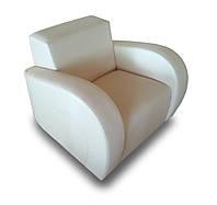 Кресло кожаное мод.21
