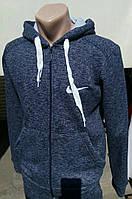Муской костюм утепленный трехнитка NIKE, фото 1
