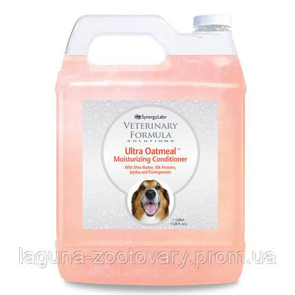 Veterinary Formula Ultra Moisturizing Conditioner ВЕТЕРИНАРНАЯ ФОРМУЛА УЛЬТРА УВЛАЖНЯЮЩИЙ КОНДИЦИОНЕР для собак и кошек, с овсяной мукой, жожоба и, фото 2