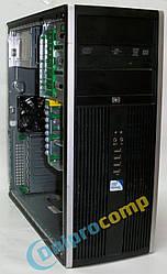 Компьютер HP 8000 Core2Quad 4 ядра