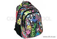 Рюкзак подростковый школьный Graffiti, CF85676