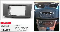Рамка переходная Carav 11-477 Nissan Sylphy, Sentra 2012+; Pulsar (NB17) 2013+; Tiida (C13R) 2015+