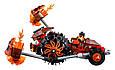"""Конструктор Bela 10481 Nexo Knights (аналог Лего 70313) """"Лавинный разрушитель Молтора"""", 198 деталей, фото 2"""