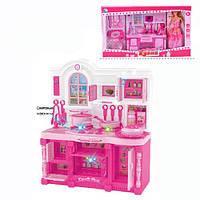 Мебель кукольная Кухня SY-2036-3-4, 22,5-26-9 см