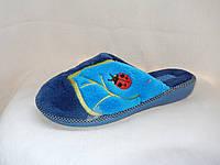 Тапочки женские БЕЛСТА, 6 пар в упаковке, махра Украина 001/ купить шлепанцы оптом
