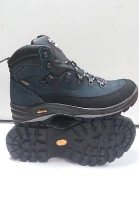 Мужские ботинки зимние высокие Grisport (Red Rock) 12801 синие, фото 2