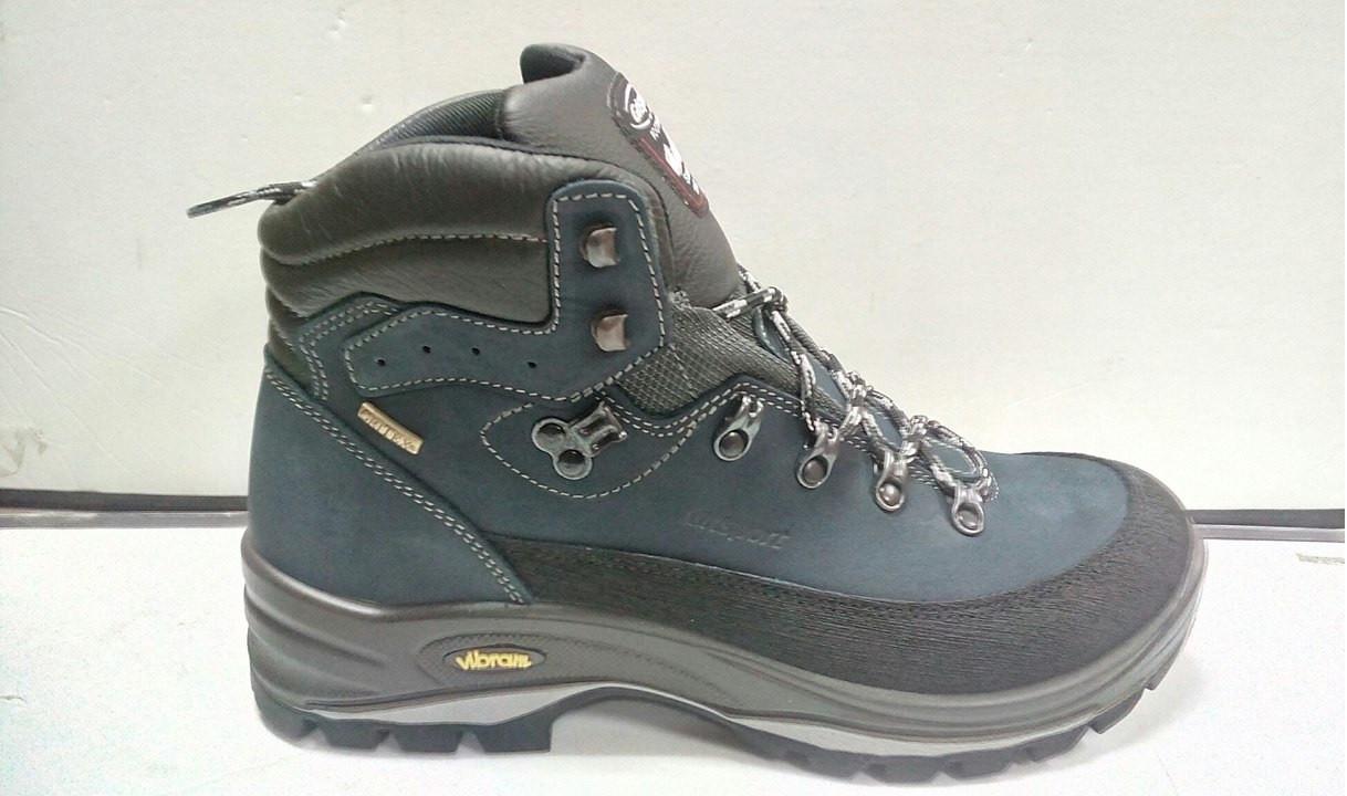 Мужские ботинки зимние высокие Grisport (Red Rock) 12801 синие