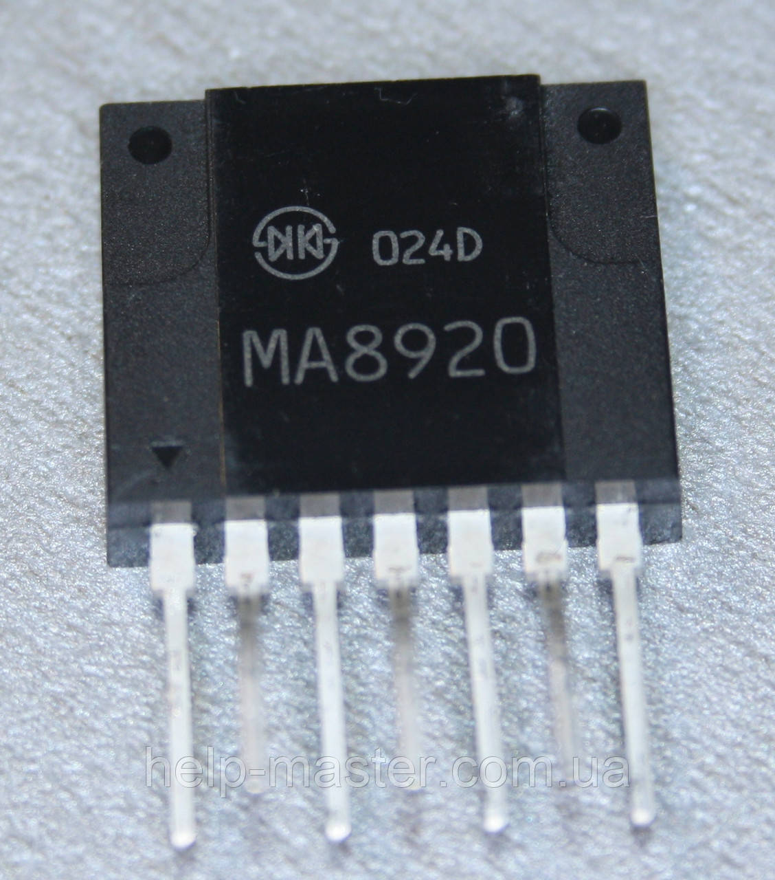 MA8920; (SIP7-MA7)