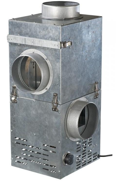 ВЕНТС КАМ 160 (КФК+ГФК) - каминный вентилятор