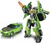Робот-трансформер TOYOTA SUPRA 1:32 Roadbot (52050 r)