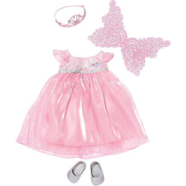 Одежда для кукол Беби Борн костюм Феи Волшебные искорки светящийся Baby Born Zapf Creation 820728