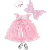 Одежда для кукол Беби Борн костюм Феи Волшебные искорки светящийся Baby Born Zapf Creation 820728, фото 1