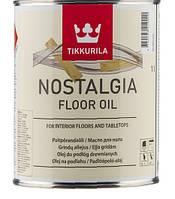 Масло для пола и столешниц Nostalgia Tikkurila Ностальгия, 1л