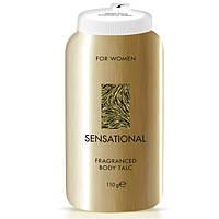 Тальк для тела с ароматом Sensational
