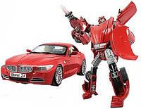 Робот-трансформер BMW Z4 1:18 Roadbot (50180R)