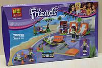 Конструктор Friends 202 деталей, в коробке 33*21*4,5 см