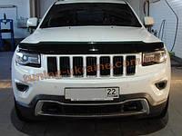 Дефлекторы капота Sim для Jeep Grand Cherokee 2010