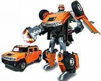 Робот-трансформер HUMMER H2 SUT 1:24 Roadbot (53091R)