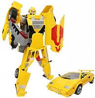 Робот-трансформер LAMBORGHINI COUNTACH 1:24 Roadbot (53061R)