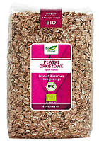 Bio Planet пластівці спельта 600 г