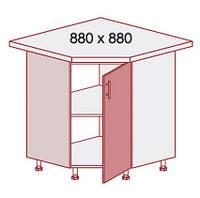 Угловой нижний модуль 88 к кухням Prestige, Mirror Gloss и Hight Gloss