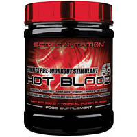 Scitec Nutrition Энергетик Scitec Nutrition Hot Blood 3.0, 300 г (tropical punch)