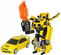Робот-трансформер MITSUBISHI LANCER EVOLUTION IX 1:32 Roadbot (52080 r)