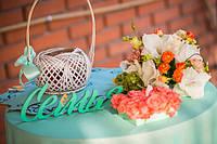 Стильные аксессуары для вашей свадьбы, от I&M