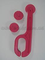 Колесо для нарезки мастики (3 шт)